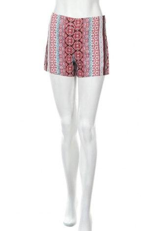 Γυναικείο κοντό παντελόνι Hollister, Μέγεθος S, Χρώμα Πολύχρωμο, Πολυεστέρας, Τιμή 8,77€