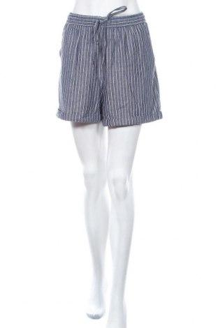 Дамски къс панталон Infinity, Размер S, Цвят Син, Памук, Цена 15,02лв.
