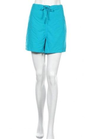 Дамски къс панталон L.L. Bean, Размер XXL, Цвят Зелен, Полиамид, Цена 9,98лв.