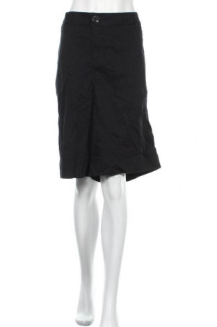 Дамски къс панталон Lane Bryant, Размер XXL, Цвят Черен, 98% памук, 2% еластан, Цена 17,85лв.