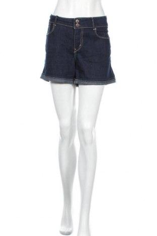 Дамски къс панталон Levi's, Размер XXL, Цвят Син, Цена 33,60лв.