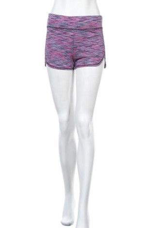 Дамски къс панталон Live Love Dream, Размер M, Цвят Многоцветен, 86% полиестер, 14% еластан, Цена 4,99лв.