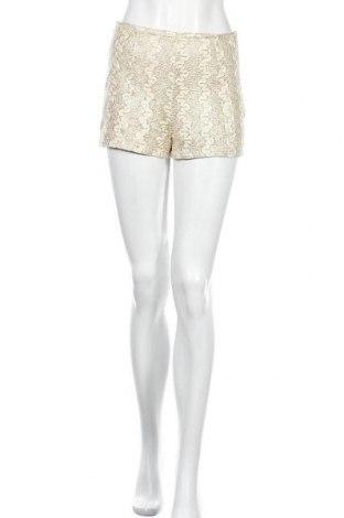 Γυναικείο κοντό παντελόνι Love Culture, Μέγεθος M, Χρώμα  Μπέζ, Τιμή 14,29€