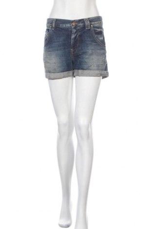Дамски къс панталон Ltb, Размер S, Цвят Син, Цена 23,10лв.