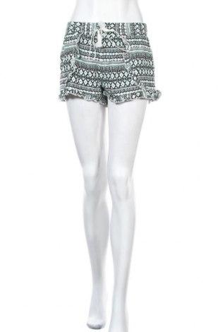 Γυναικείο κοντό παντελόνι No Boundaries, Μέγεθος M, Χρώμα Πολύχρωμο, 100% βισκόζη, Τιμή 13,64€