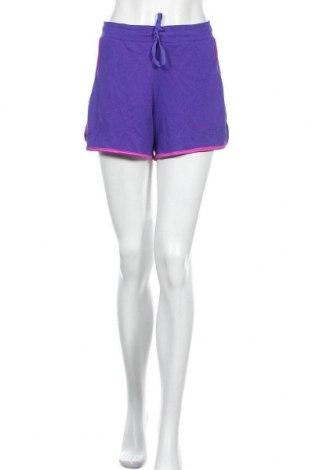 Дамски къс панталон Rbx, Размер M, Цвят Лилав, Полиестер, Цена 15,17лв.