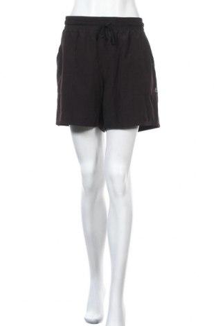 Дамски къс панталон Rbx, Размер XL, Цвят Черен, 95% полиестер, 5% еластан, Цена 15,17лв.