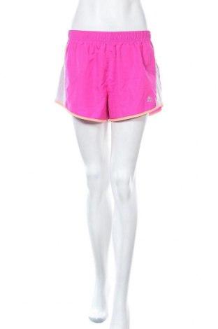 Дамски къс панталон Rbx, Размер L, Цвят Розов, Полиестер, Цена 16,07лв.