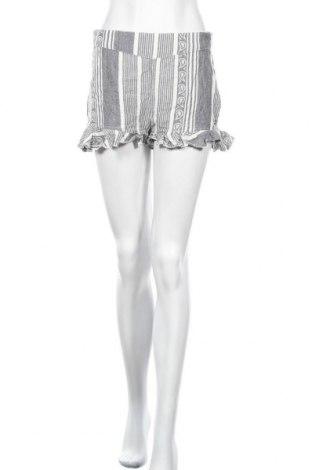 Дамски къс панталон Roxy, Размер M, Цвят Сив, Памук, Цена 12,60лв.