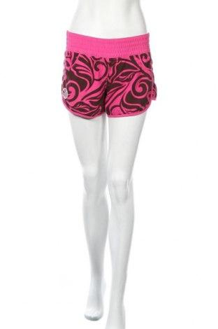 Дамски къс панталон Roxy, Размер S, Цвят Розов, Полиестер, Цена 18,90лв.