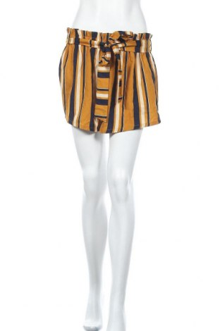 Дамски къс панталон SHEIN, Размер M, Цвят Многоцветен, Полиестер, Цена 4,96лв.