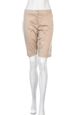 Дамски къс панталон Smart Set, Размер L, Цвят Бежов, 97% памук, 3% еластан, Цена 12,13лв.