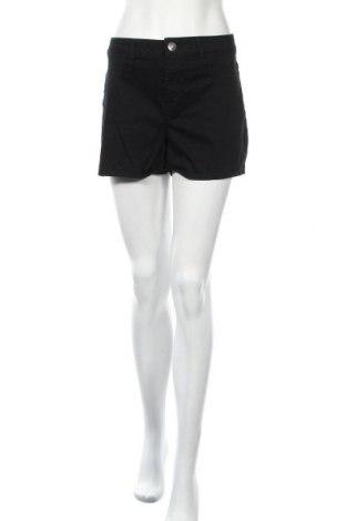 Дамски къс панталон So, Размер L, Цвят Черен, 98% памук, 2% еластан, Цена 8,93лв.