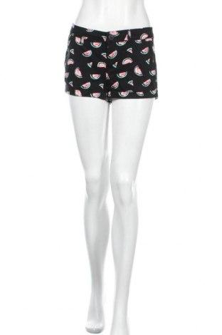 Дамски къс панталон So, Размер S, Цвят Черен, 98% памук, 2% еластан, Цена 9,98лв.