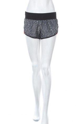 Дамски къс панталон So, Размер M, Цвят Сив, Полиестер, Цена 18,74лв.