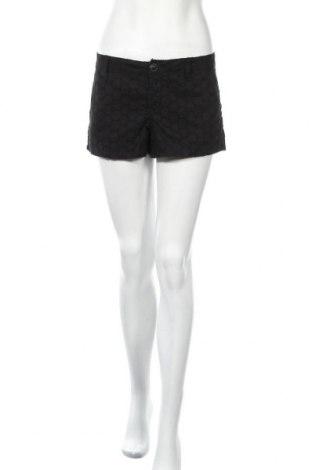 Дамски къс панталон So, Размер L, Цвят Черен, Памук, Цена 11,97лв.