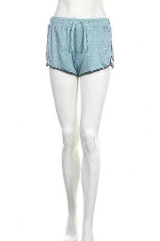 Дамски къс панталон So, Размер L, Цвят Син, Полиестер, Цена 20,53лв.