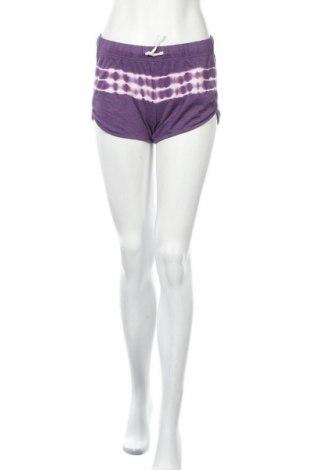 Дамски къс панталон So, Размер S, Цвят Лилав, 60% памук, 40% полиестер, Цена 15,96лв.