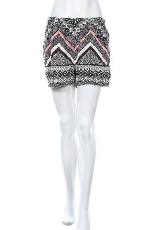 Дамски къс панталон Soaked In Luxury, Размер XL, Цвят Многоцветен, Вискоза, Цена 12,29лв.