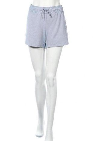 Дамски къс панталон Sports Performance by Tchibo, Размер M, Цвят Син, 80% полиестер, 20% еластан, Цена 30,24лв.