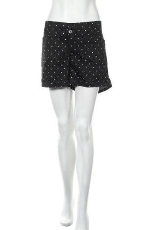 Дамски къс панталон Torrid, Размер XXL, Цвят Черен, 98% памук, 2% еластан, Цена 6,25лв.