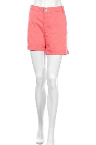 Дамски къс панталон Tramontana, Размер XL, Цвят Розов, 97% памук, 3% еластан, Цена 13,23лв.