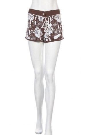Дамски къс панталон Triumph, Размер M, Цвят Кафяв, Полиестер, Цена 26,25лв.