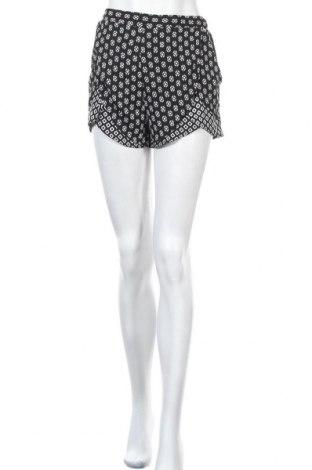 Дамски къс панталон Xhilaration, Размер S, Цвят Черен, 100% полиестер, Цена 14,18лв.