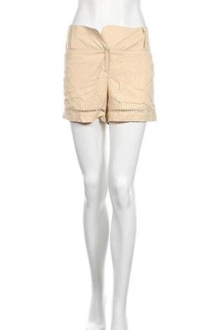 Дамски къс панталон Xoxo, Размер S, Цвят Бежов, Цена 17,96лв.
