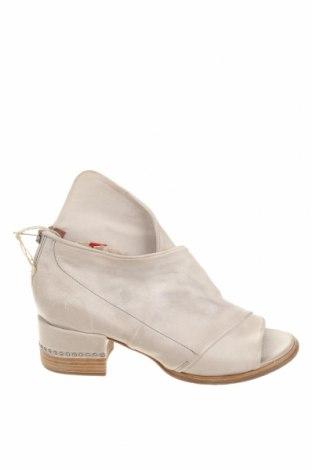Дамски обувки A.S. 98, Размер 39, Цвят Екрю, Естествена кожа, Цена 210,97лв.