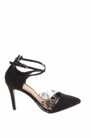 Дамски обувки Anna Field, Размер 40, Цвят Черен, Текстил, Цена 30,68лв.