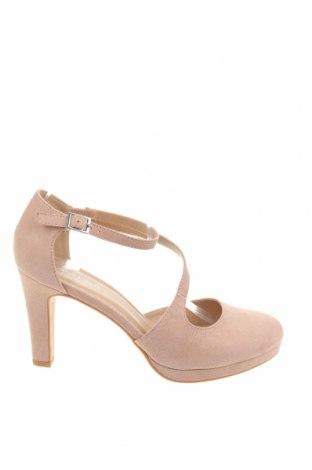 Дамски обувки Anna Field, Размер 40, Цвят Розов, Текстил, Цена 33,63лв.