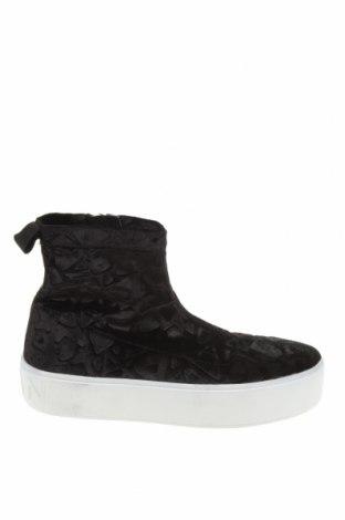 Дамски обувки Apepazza, Размер 40, Цвят Черен, Текстил, Цена 64,35лв.