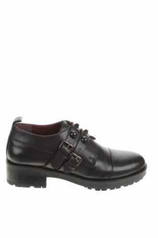Дамски обувки Apepazza, Размер 37, Цвят Черен, Естествена кожа, Цена 77,35лв.
