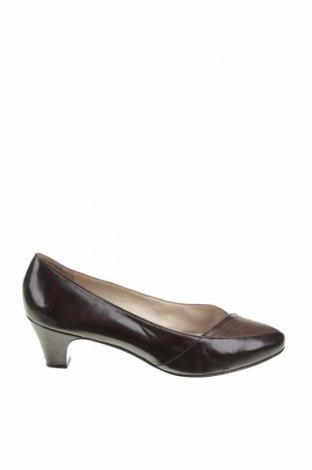 Дамски обувки Bally, Размер 39, Цвят Кафяв, Естествена кожа, Цена 144,00лв.