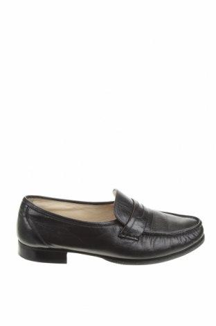 Дамски обувки Bally, Размер 40, Цвят Черен, Естествена кожа, Цена 134,40лв.