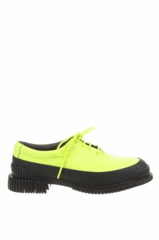 Дамски обувки Camper, Размер 40, Цвят Зелен, Естествена кожа, Цена 194,25лв.