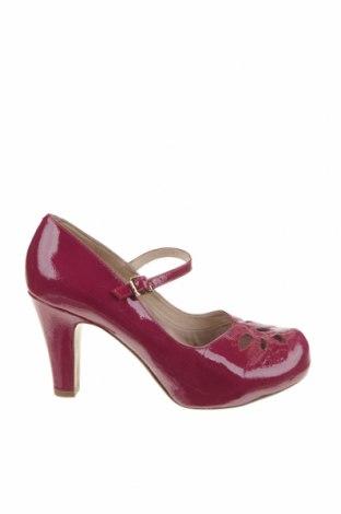 Дамски обувки Clarks, Размер 39, Цвят Розов, Естествена кожа, Цена 59,60лв.