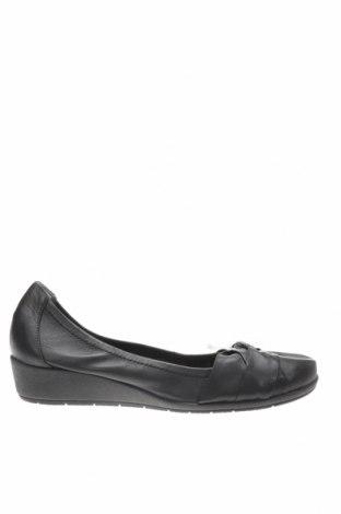 Дамски обувки Diana Ferrari, Размер 39, Цвят Черен, Естествена кожа, Цена 41,06лв.
