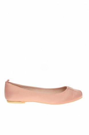 Дамски обувки Dorothy Perkins, Размер 40, Цвят Розов, Текстил, Цена 22,05лв.