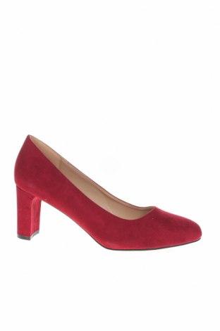 Γυναικεία παπούτσια Dorothy Perkins, Μέγεθος 39, Χρώμα Κόκκινο, Κλωστοϋφαντουργικά προϊόντα, Τιμή 17,58€