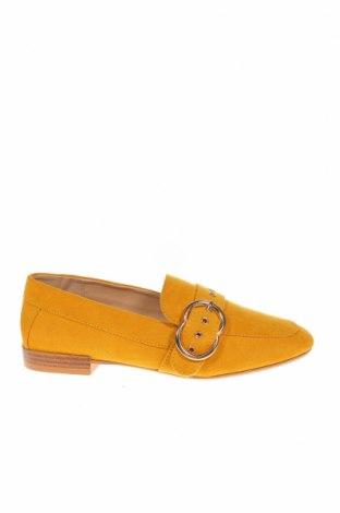 Дамски обувки Dorothy Perkins, Размер 36, Цвят Жълт, Текстил, Цена 23,01лв.