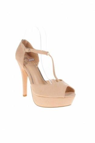 Дамски обувки Even&Odd, Размер 39, Цвят Розов, Текстил, Цена 37,17лв.