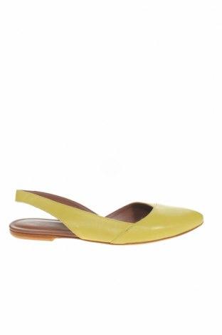 Γυναικεία παπούτσια Lilimill, Μέγεθος 39, Χρώμα Πράσινο, Γνήσιο δέρμα, Τιμή 42,14€
