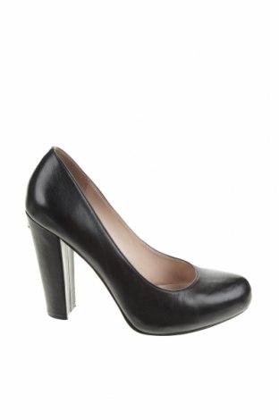 Дамски обувки Liu Jo, Размер 41, Цвят Черен, Естествена кожа, Цена 58,50лв.