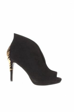 Дамски обувки Lulipa, Размер 40, Цвят Черен, Текстил, Цена 42,96лв.
