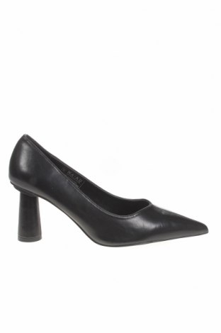 Дамски обувки Na-Kd, Размер 39, Цвят Черен, Еко кожа, Цена 51,75лв.