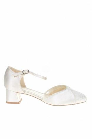 Дамски обувки Paradox London, Размер 37, Цвят Бял, Текстил, Цена 66,75лв.