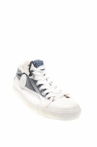 Дамски обувки Pepe Jeans, Размер 40, Цвят Бял, Текстил, Цена 74,97лв.