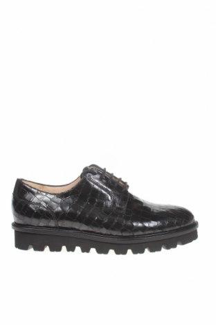 Дамски обувки Peter Kaiser, Размер 39, Цвят Черен, Естествена кожа, Цена 72,27лв.